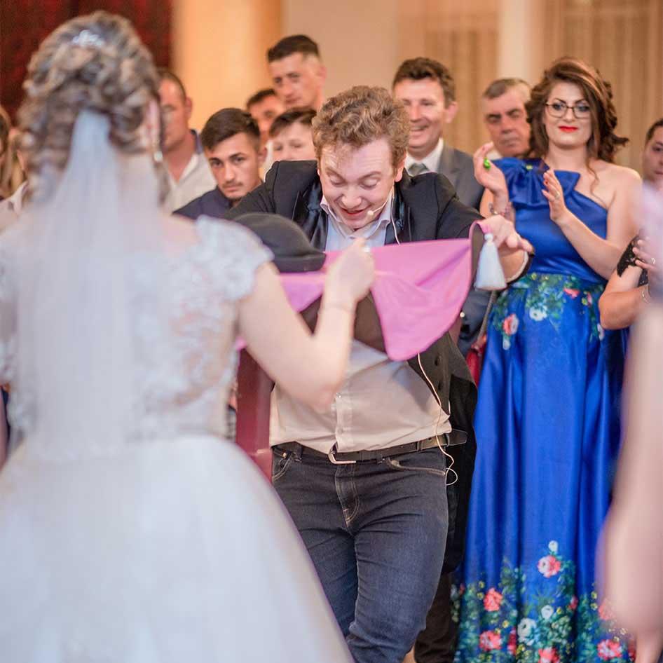 Cea mai frumoasa nunta cu magie, Constanta